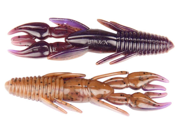 X Zone Lures Punisher Punch Craw PB&J