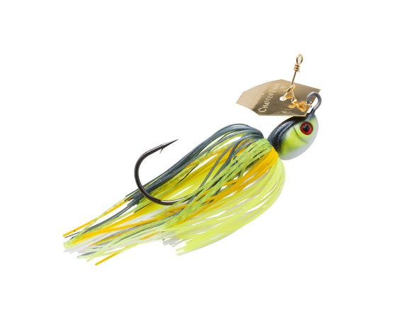 Z-Man Project Z ChatterBait Chartreuse Sexy Shad