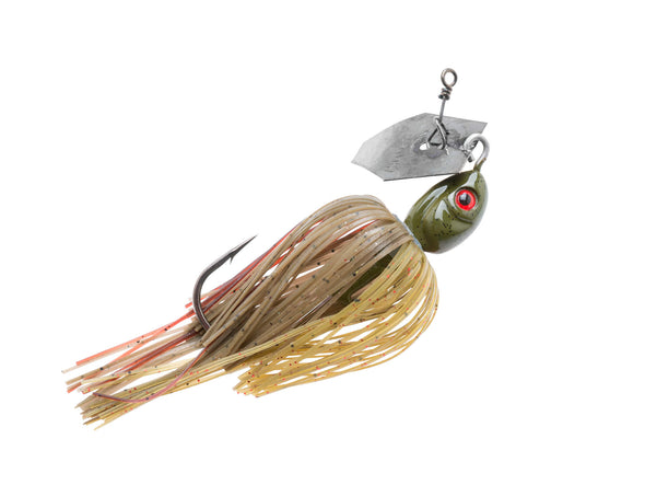 Z-Man Project Z ChatterBait Green Pumpkin Craw