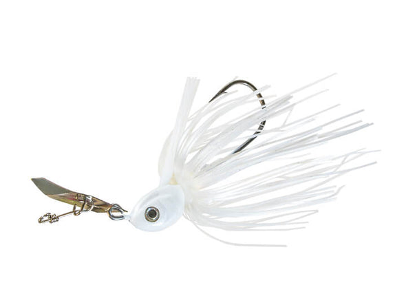 Z-Man Weedless ProjectZ ChatterBait Pearl Ghost