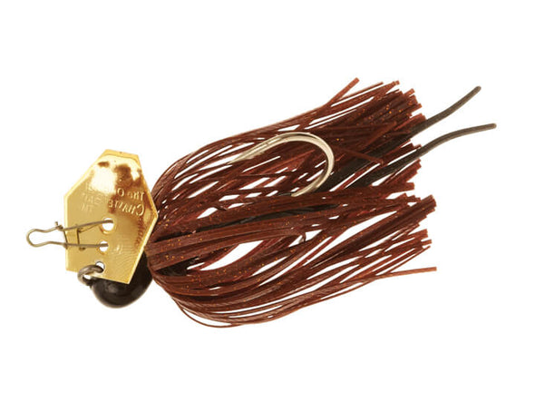Z-Man ChatterBait Mini Brown Black
