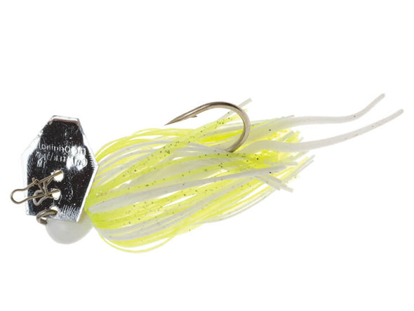 Z-Man ChatterBait Mini Chartreuse White