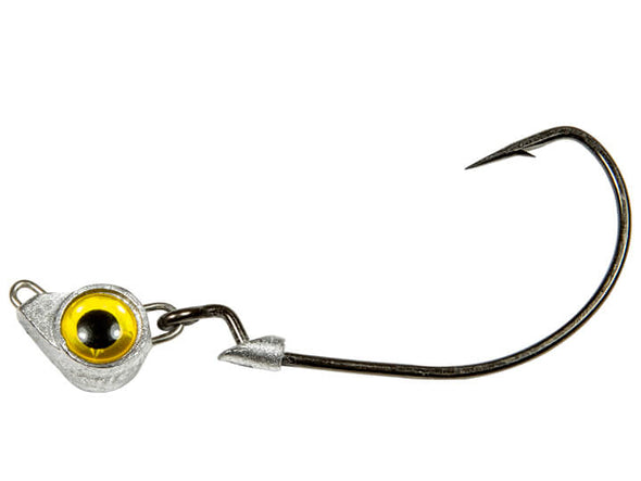 Z-Man Texas Eye Jighead Gold