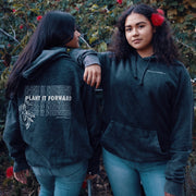Chicas Verdes - Plant It Forward Vintage Hoodie