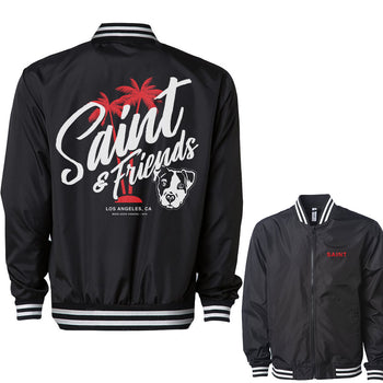 Bailey Sarian - Saint Lightweight Bomber Jacket (Limited Pre-Order)
