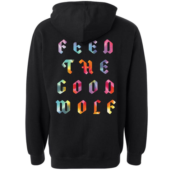 Good Wolf - Limited Edition Birthday Hoodie (Black)