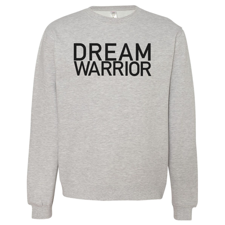 DREAM WARRIOR CREWNECK SWEATER