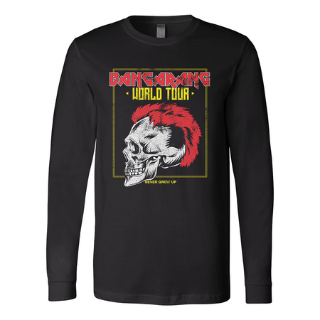 Rufio Uprising - World Tour Long Sleeve Tee [LIMITED]