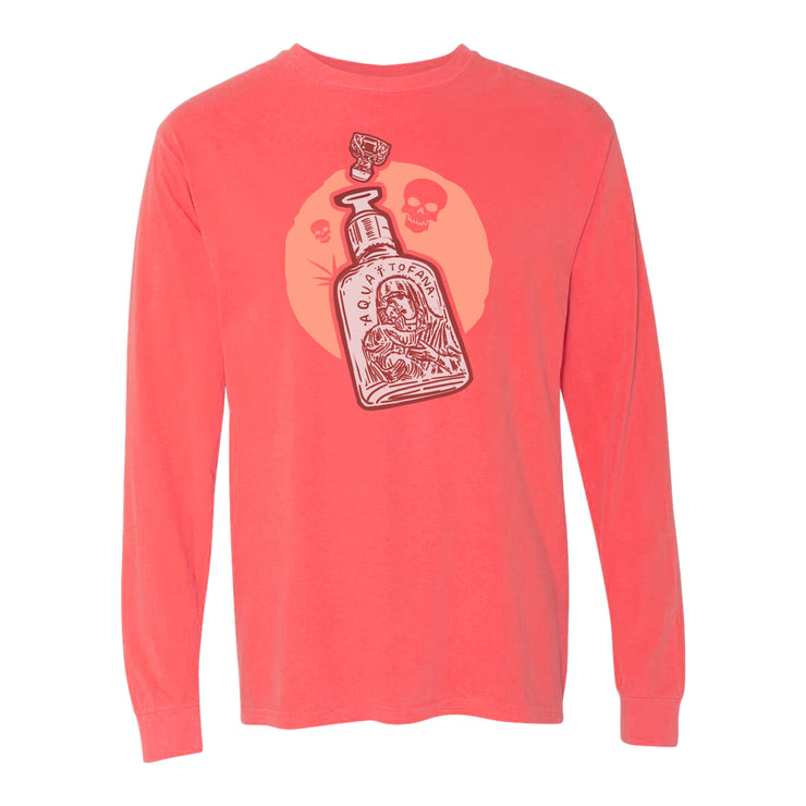 Aqua Tofana Long Sleeve Tee
