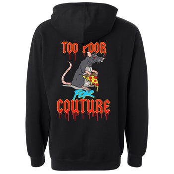 Bailey Sarian - Too Poor For Couture Hoodie