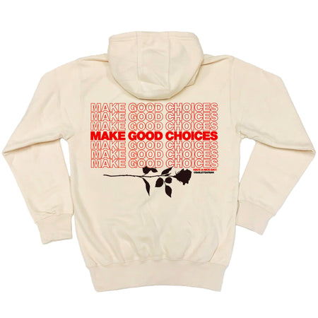 Bailey Sarian - Make Good Choices Hoodie