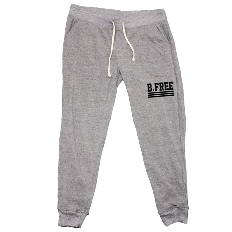 B.FREE - Flag Joggers - Eco Grey