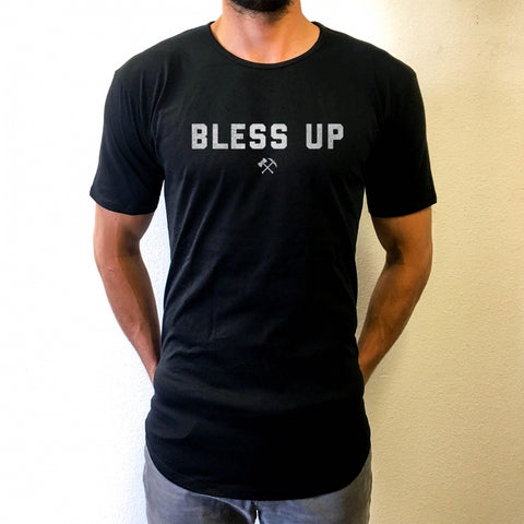 Bless Up Scoop Tee