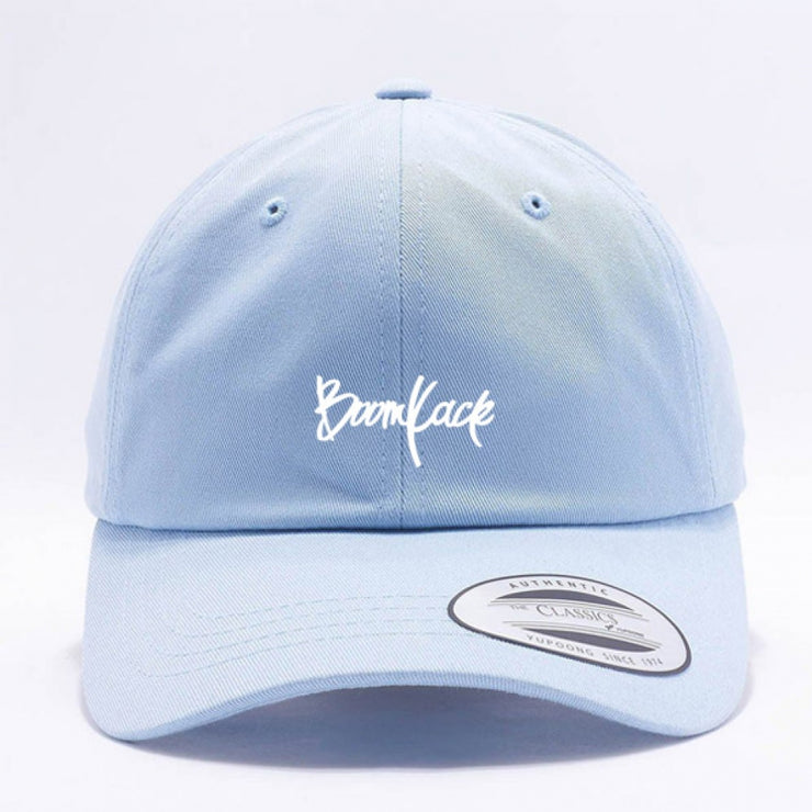 BOOMKACK DAD HAT - BLUE