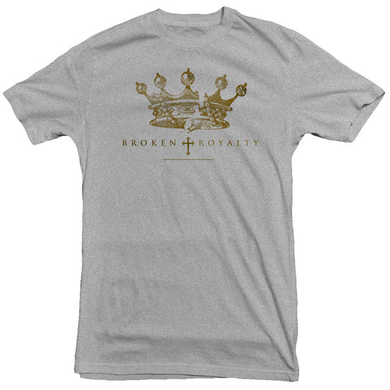 Broken Royalty - Crown Tee