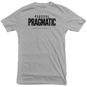 Broken Royalty - Peaceful Pragmatic Tee