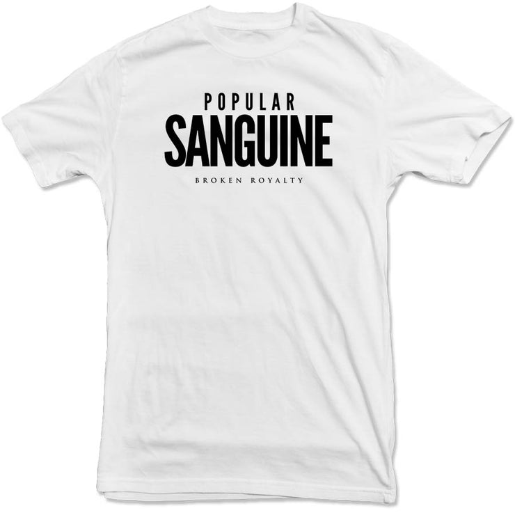 Broken Royalty - Popular Sanguine Tee