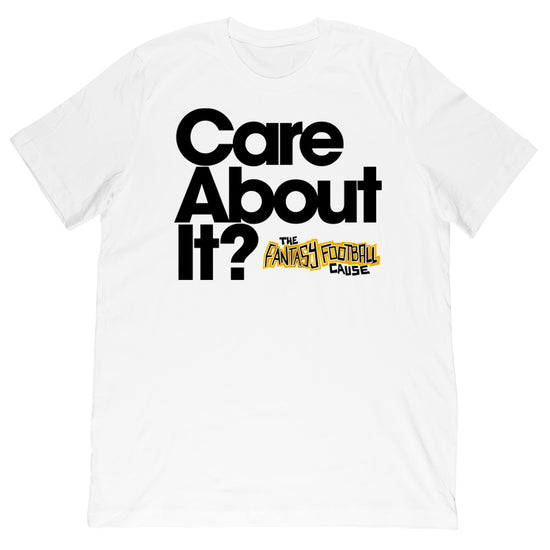 Care About It? Tee