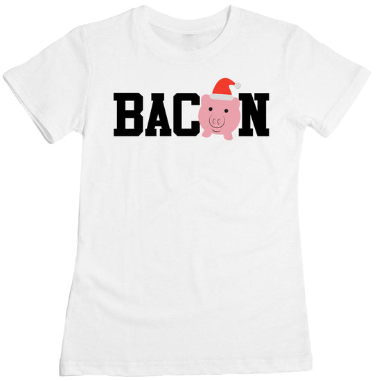 eeeGo - Holiday Bacon Women's Tee