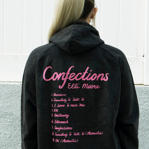Elli Moore - Album + Limited Edition Confections Vintage Hoodie Bundle