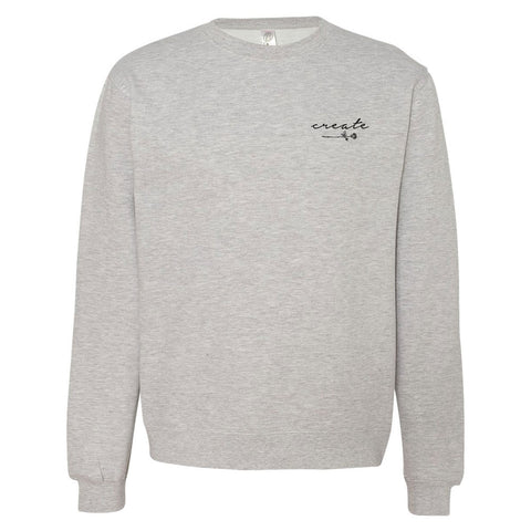Steph Pappas - Create Crewneck Sweater