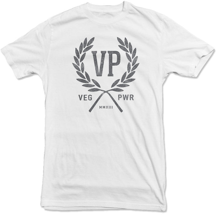 Vegan Power - Crest Tee