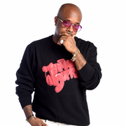 Jermaine Dupri Crewneck Sweater - Black