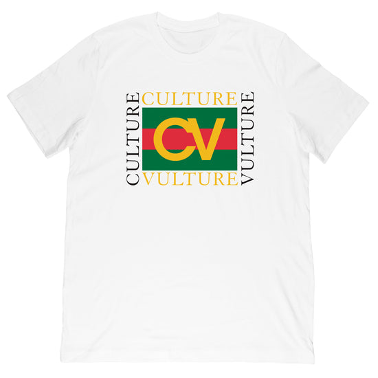 District5 - Culture Vulture Tee