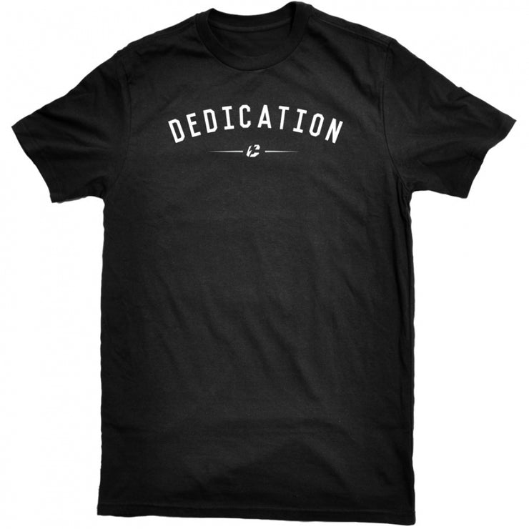 Dedication Tee - Black
