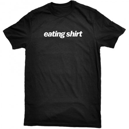 Fung Bros - Eating Shirt 2 Tee - Black