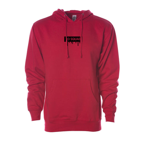 FO Squad Hoodie - Red