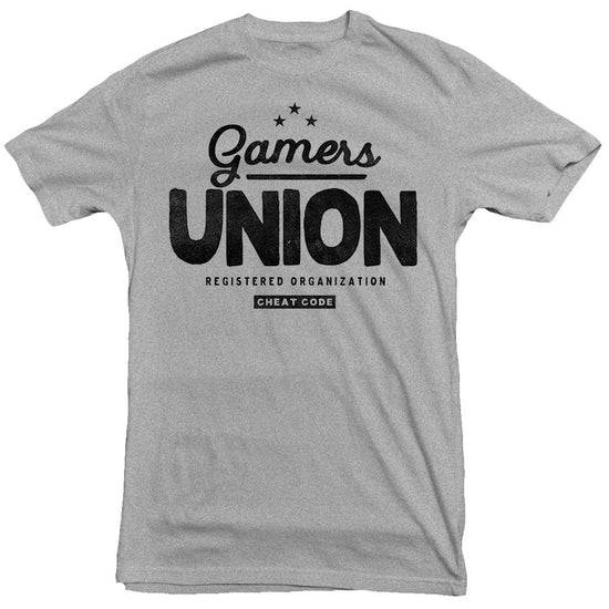 Cheat Code - Gamers Union