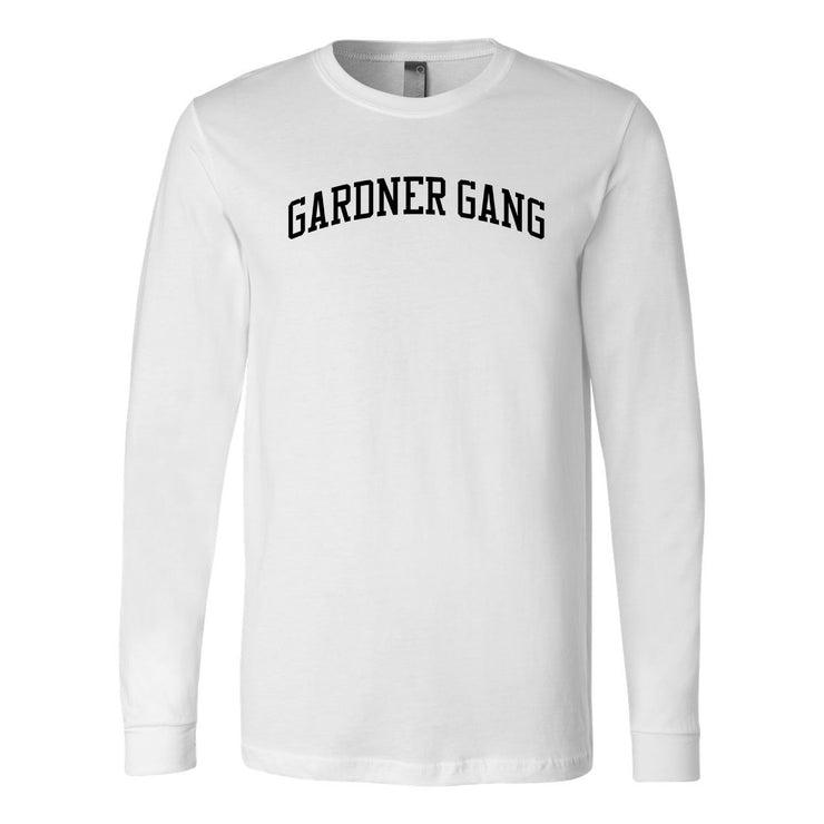 Gardner Gang - Gang Long Sleeve Tee