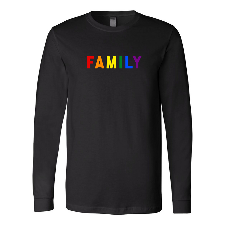 Gardner Gang - Family Long Sleeve Tee