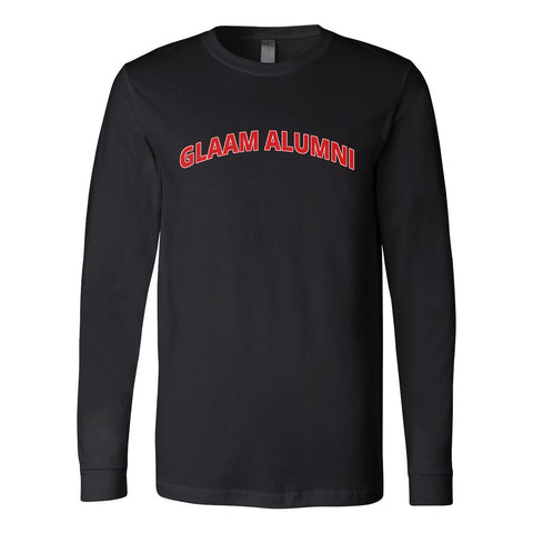 GlamTwinz - Glaam Alumni Long Sleeve Tee