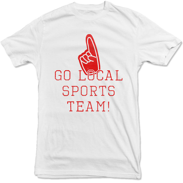 Go Local Sports Team Tee