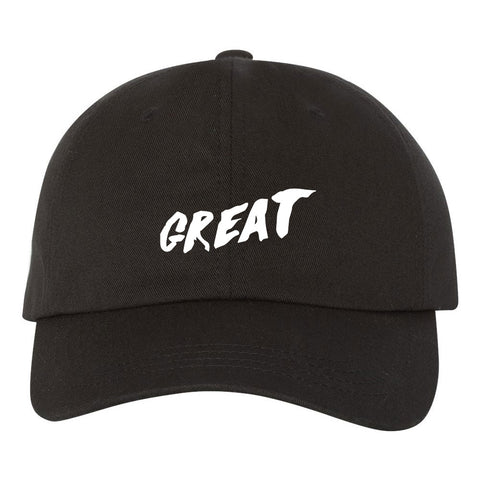 Great Dad Hat - Black