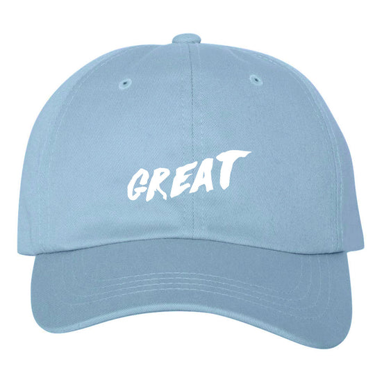 Great Dad Hat - Light Blue