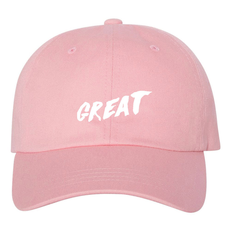 Great Dad Hat - Pink