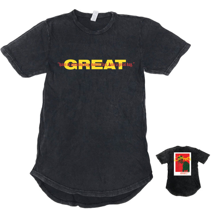 Great Day Vintage Scoop Tee