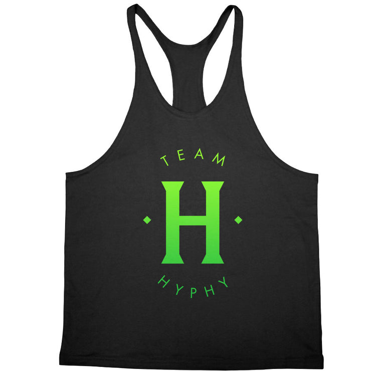 Kali Muscle - Team Hyphy Green Stringer