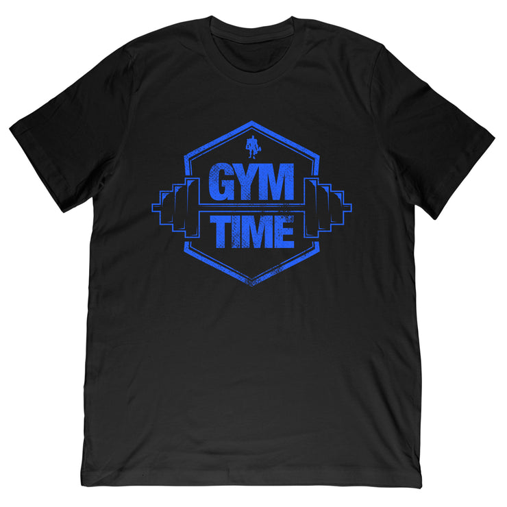Kali Muscle - Gym TIme Blue Tee