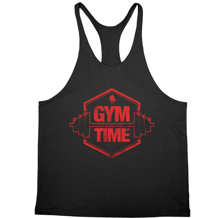 Kali Muscle - Gym Time Red Stringer