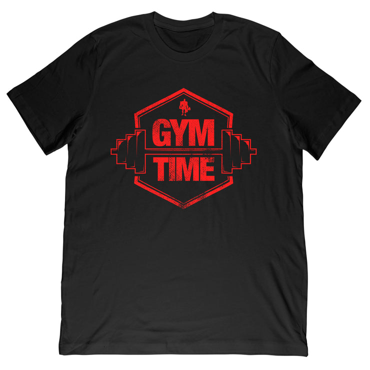 Kali Muscle - Gym TIme Red Tee