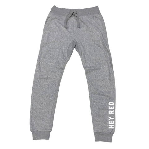 Hey Red - Logo Joggers