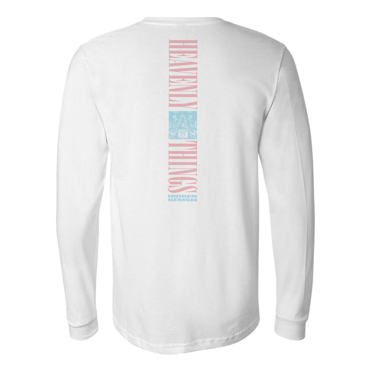 Heavenly Things - Hidden Gems Long Sleeve Tee