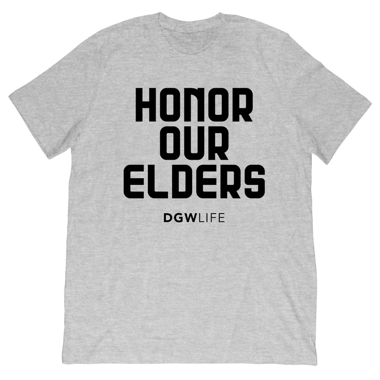 DGW Life - Honor Our Elders Tee