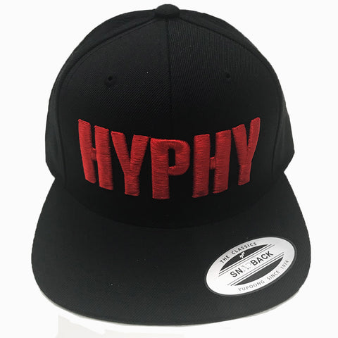 Kali Muscle - HYPHY Red - SnapbackHat (Limited Edition)