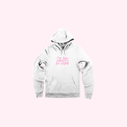 Bahja Rodriguez - Too Pretty To Care Hoodie