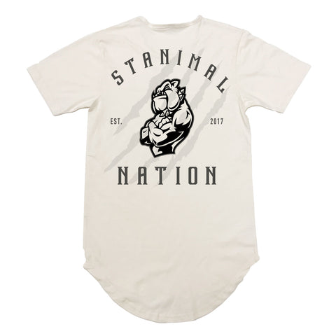 Stanimal - Iron Therapy Scoop Tee